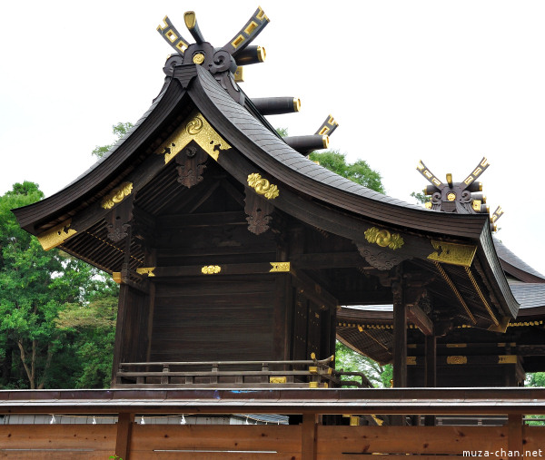Washinomiya Shrine, Saitama