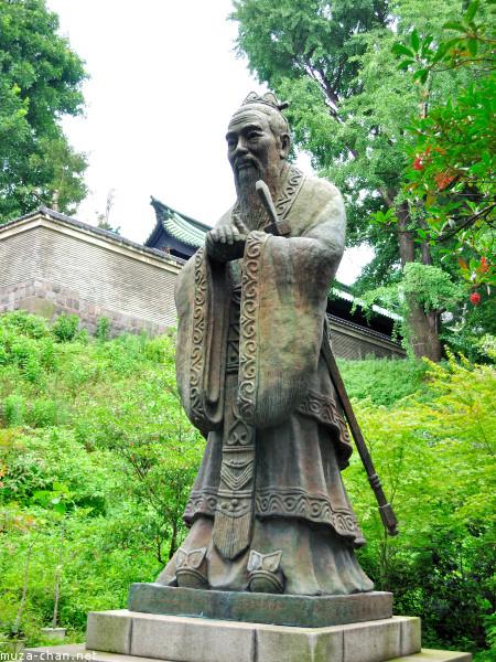 Confucius Yushima Seido