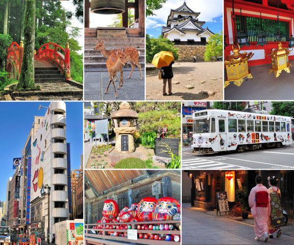 2 Years of Daily Japan Photos... Top 12 Visitors Choice