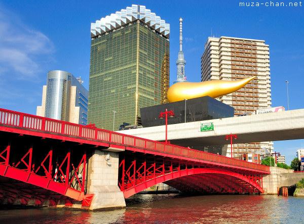 Sumida Landmark Buildings, Tokyo