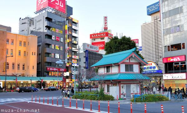 Police Box (Koban), Asakusa, Tokyo