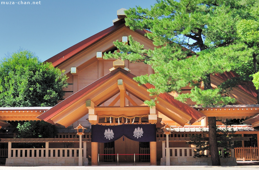 Atsuta, the Second-most Venerable Shrine in Japan