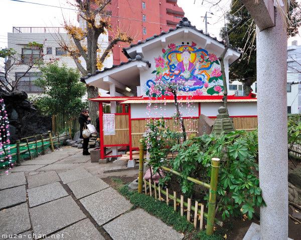 Benten Shrine, Shin-Yoshiwara, Tokyo