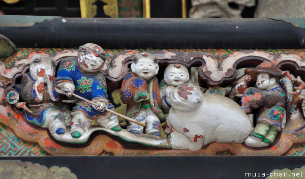 Yomeimon Gate, Toshougu Shrine, Nikko