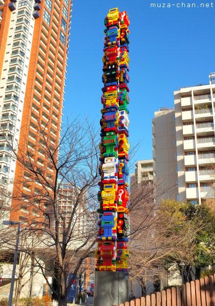 Choi Jeong Hwa,  roboroborobo (roborobo-en), Roppongi Hills Mori Tower, Tokyo