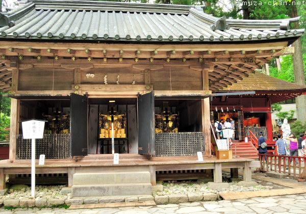 Shinyosha, Futarasan Shrine, Nikko