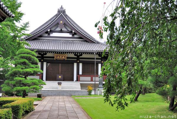Genku-ji Temple, Higashi-Ueno, Tokyo