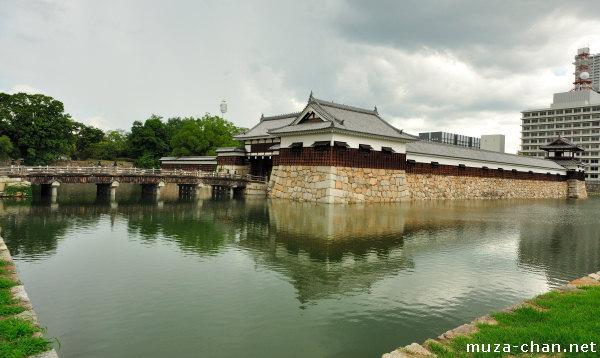 Hiroshima Castle, Hiroshima