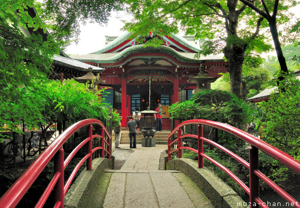 Benzaiten Temple, Inokashira, Tokyo