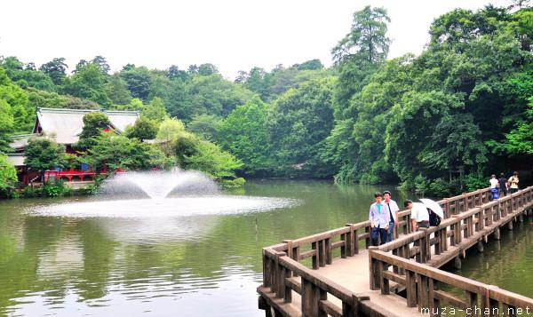 Inokashira Park, Mitaka, Tokyo