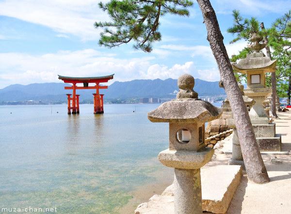 Japans most scenic beauty, Miyajima island