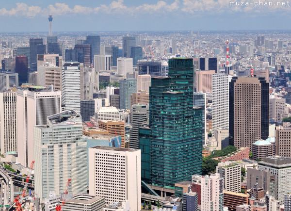 Izumi Garden Tower, Minato, Tokyo
