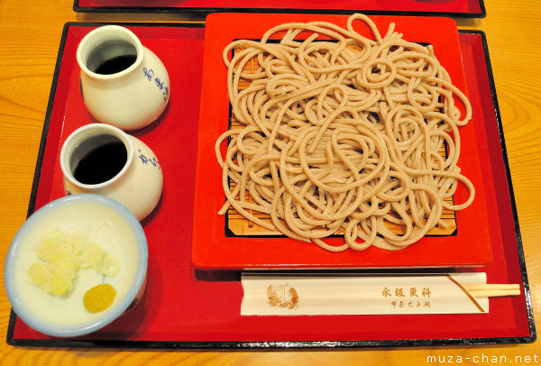 Japanese food, Kikouchi soba