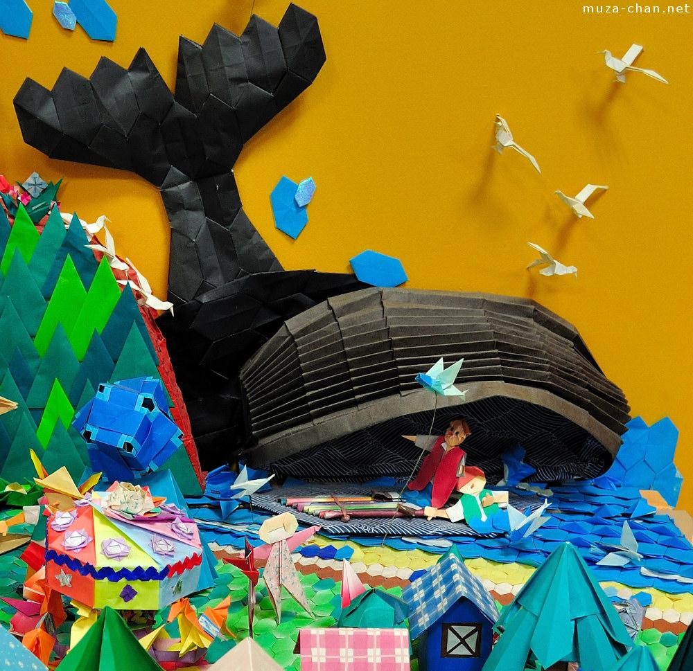 One thousand origami cranes  Wikipedia