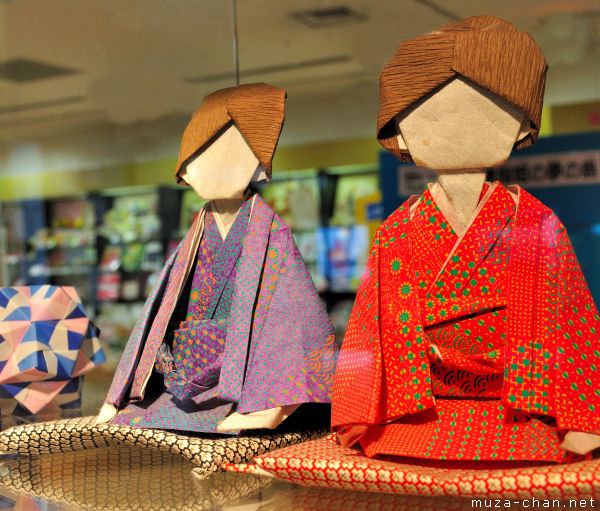 Experiencing the Art of Origami in Tokyo  Tokyo Cheapo
