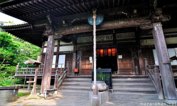 Main Hall, Hokai-ji Temple, Kamakura
