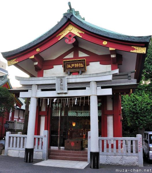 Kanda Myojin Edo Jinja, Kanda, Tokyo