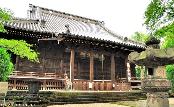 Kan'ei-ji Temple, Ueno, Tokyo