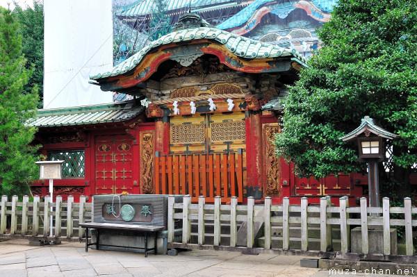 Karamon Gate, Toshougu Shrine, Ueno, Tokyo