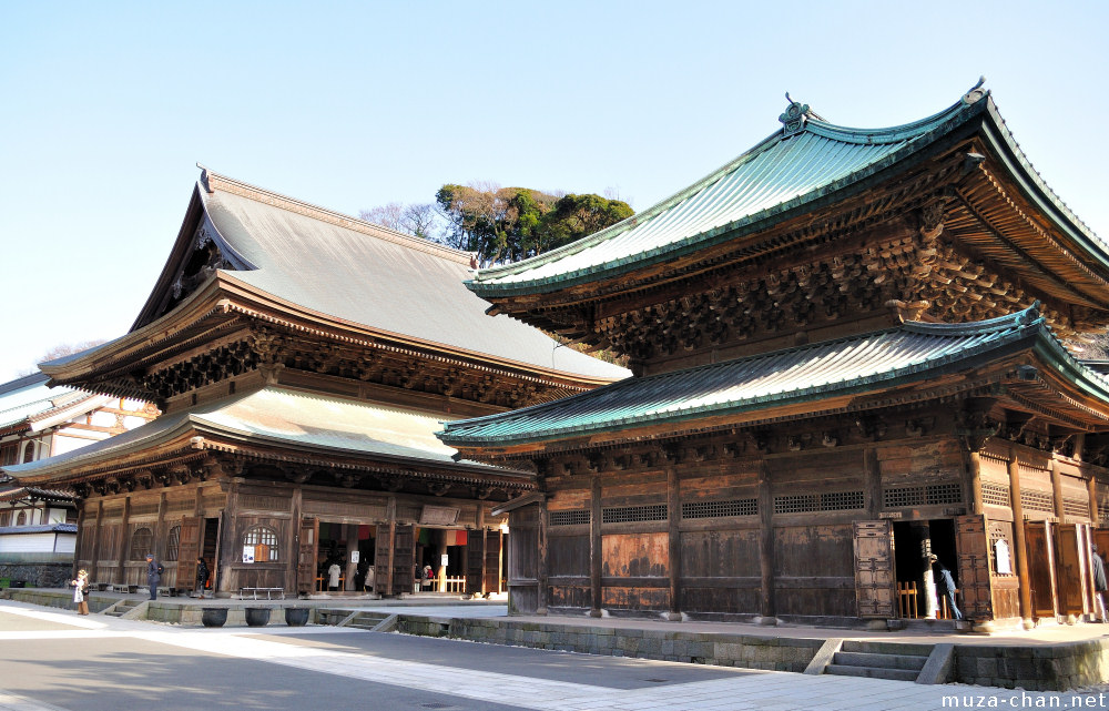Zen Temple Panorama