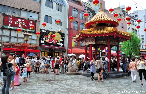 Kobe Chinatown (Nankin-machi), Kobe