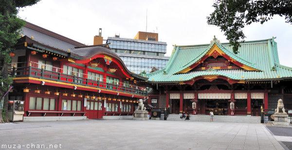 Kanda Myojin Shrine, Chiyoda, Tokyo