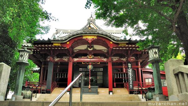 Matsuchiyama Shoden (Honryu-in Temple), Asakusa, Tokyo