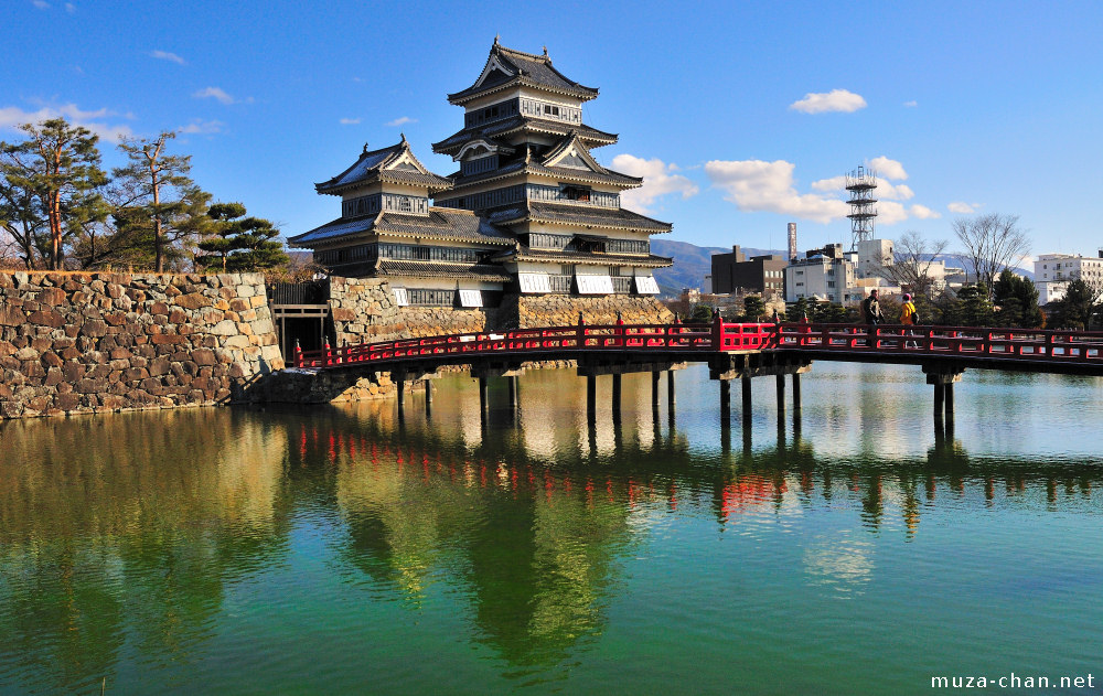 Matsumoto Castles hidden floor