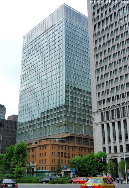 Mitsubishi UFJ Trust and Banking Headquarters Building, Nihonbashi, Tokyo
