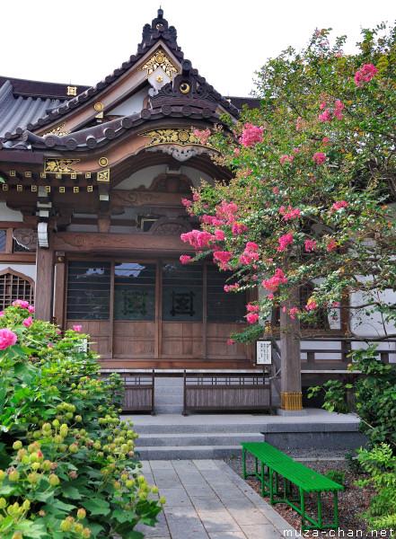 Myoryuji Temple, Kamakura