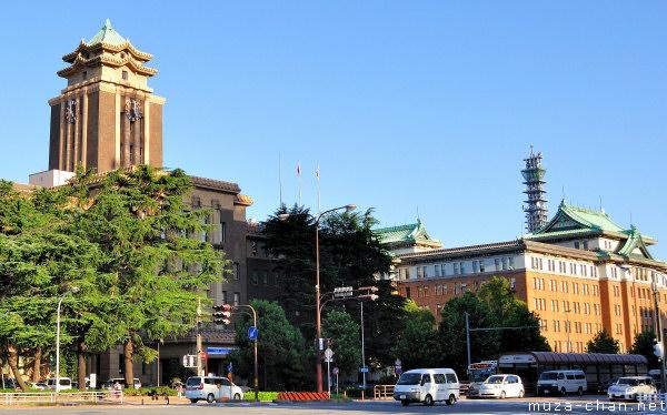 Nagoya City Hall, Nagoya