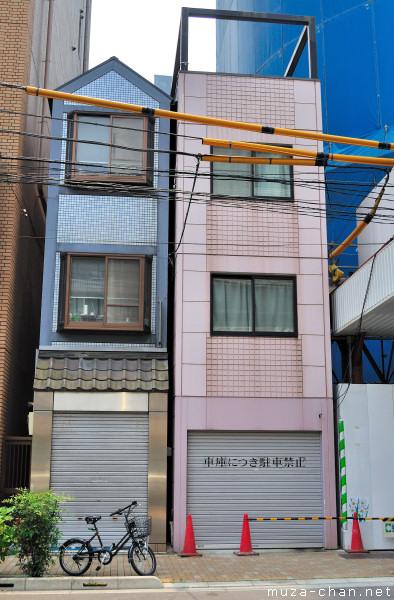 Narrow Buildings, Akihabara, Tokyo
