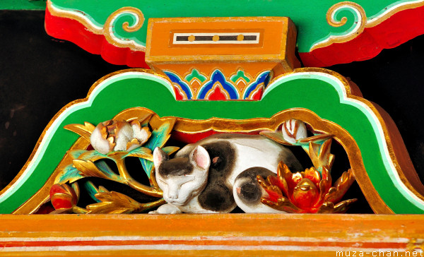Sleeping Cat, Toshougu Shrine, Nikko