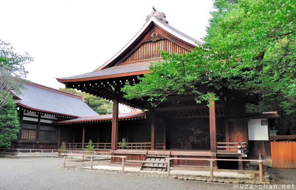 Noh stage - Nogakudo, Yasukuni Shrine