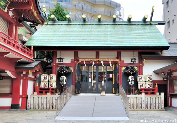 Ohtori Shrine, Asakusa, Tokyo