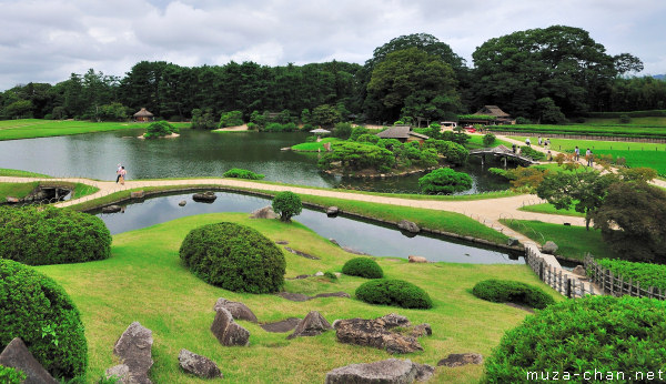 Okayama Koraku-en, Okayama