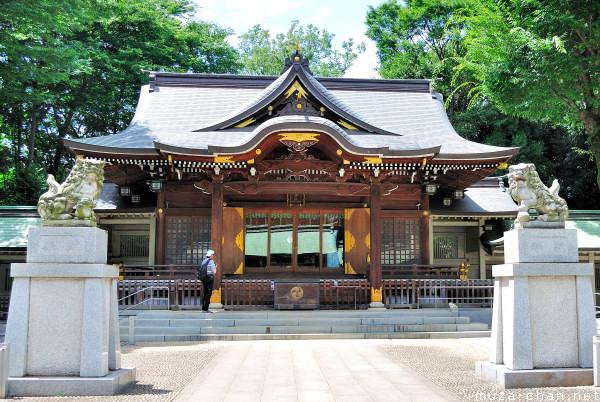 Omiya Hachiman Shrine, Suginami, Tokyo