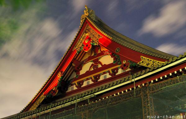 Senso-ji Temple, Asakusa, Tokyo