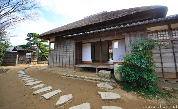 Samurai House, Boso no Mura Open Air Museum, Chiba