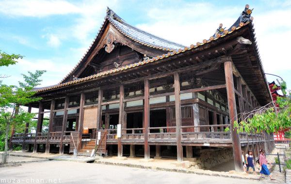 Senjokaku Hall, Miyajima island