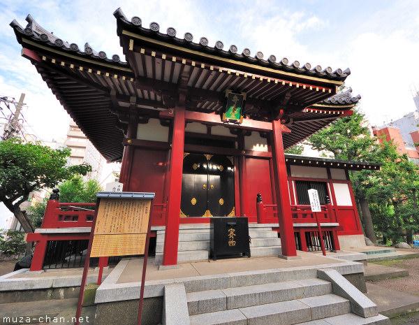 Senso-ji Bentendo Hall