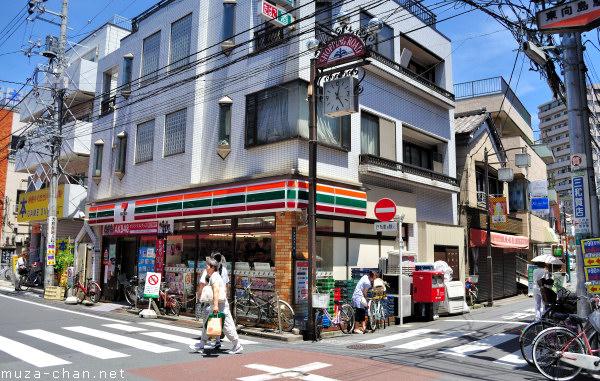 7-Eleven Store, Sumida, Tokyo