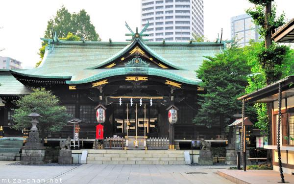 Juniso Kumano-jinja, Shinjuku, Tokyo