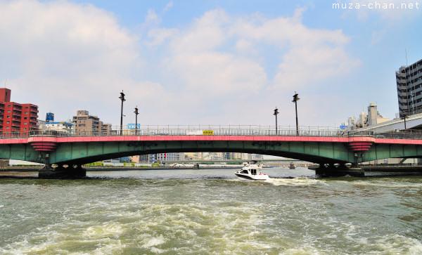 Ryogoku-bashi, Sumida River, Tokyo