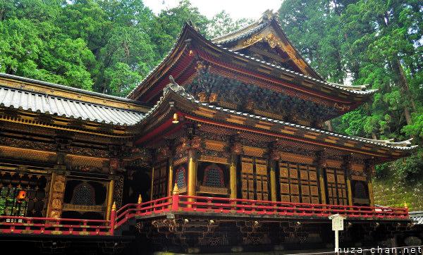 Taiyuin Mausoleum, Nikko