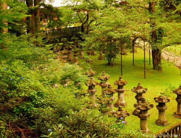 Taiyuin-reibyo Ryuko-in, Nikko