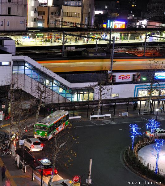 Takadanobaba Station, Tokyo