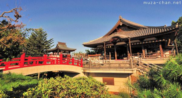 Jigen-in Temple, Takasaki, Gunma