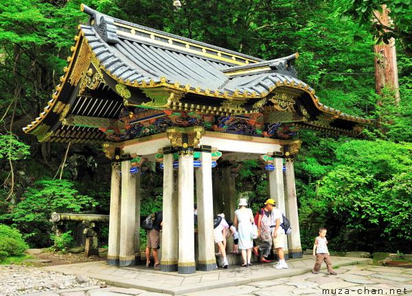 Temizuya, Rinno-ji Taiyuin Mausoleum, Nikko
