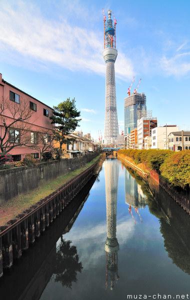 Tokoy Sky Tree, Sumida, Tokyo